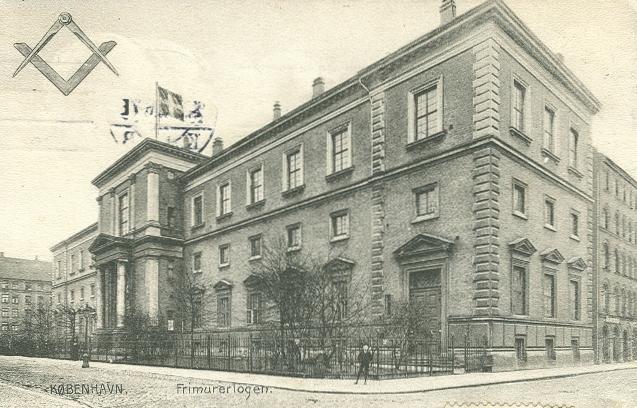 klerkegade-postkort-med-frimurerlogen-afsendt-i-1910