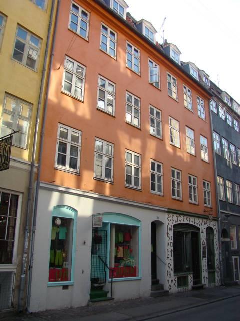 Klosterstræde 12 - Valkendorfsgade 34 - 1