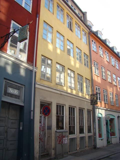 Klosterstræde 14 - 1