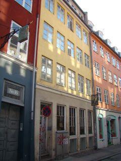 Klosterstræde 14 - lille - tv