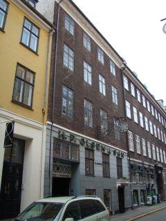 Klosterstræde 21-21a - lille - tv