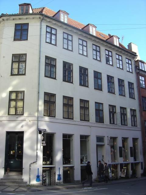 Klosterstræde 24 - Skindergade 25 - 2