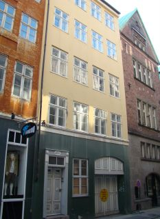 Klosterstræde 6 - lille - tv