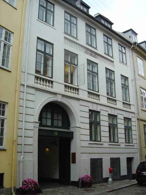 Knabrostræde 23 - Kompagnistræde 13-15a-b - Snaregade 12-14-16 - 1
