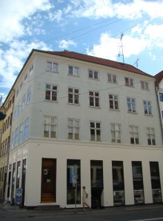 Kompagnistræde 33 - Rådhusstræde 9 - lille - tv