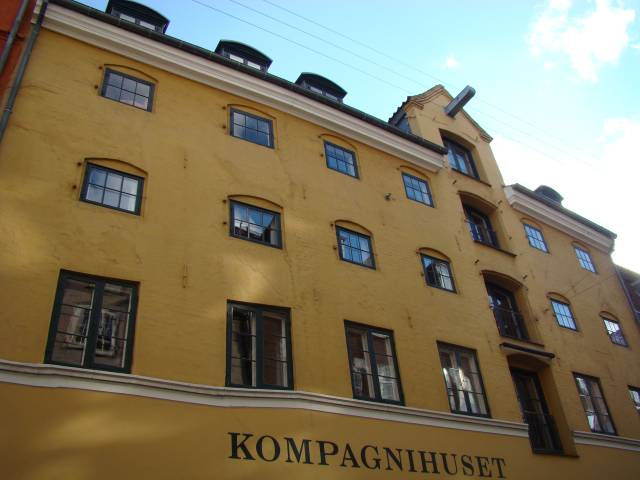 Kompagnistræde 39 - Vandkunsten 8-8a - 8