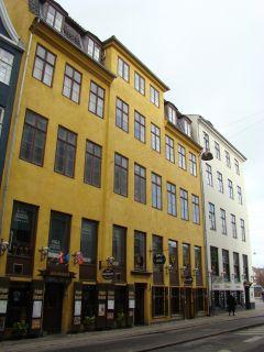 Kongens Nytorv 19 - Lille Kongensgade 4 - lille - tv