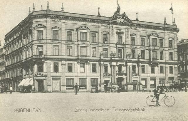 Kongens Nytorv 26 - 9 - ældre postkort