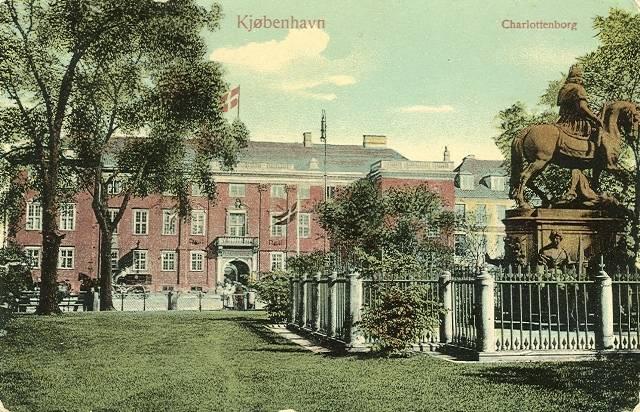 kongens-nytorv-postkort-med-rytterstatuen-afsendt-i-1907
