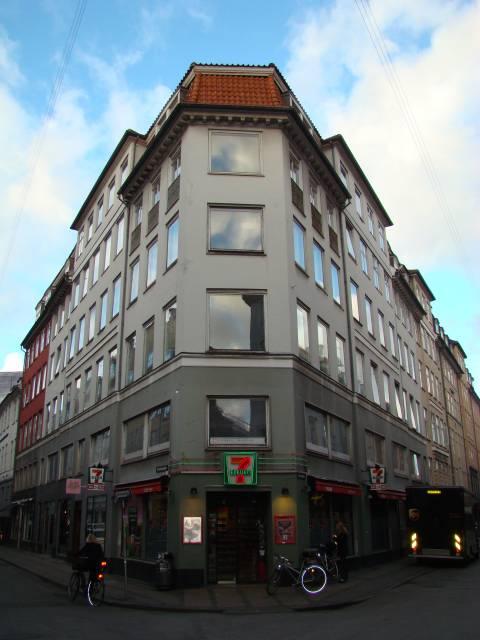Kronprinsensgade 13 - Pilestræde 37 - 1