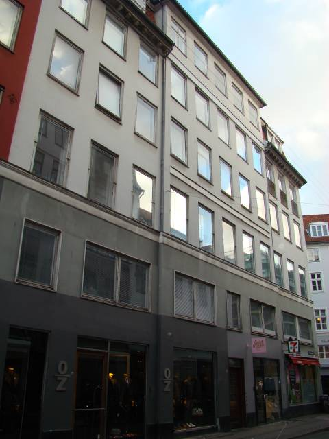 Kronprinsensgade 13 - Pilestræde 37 - 2