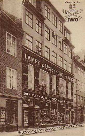 kronprinsensgade-j-w-olsen-rejklamepostkort-fra-ca-1925
