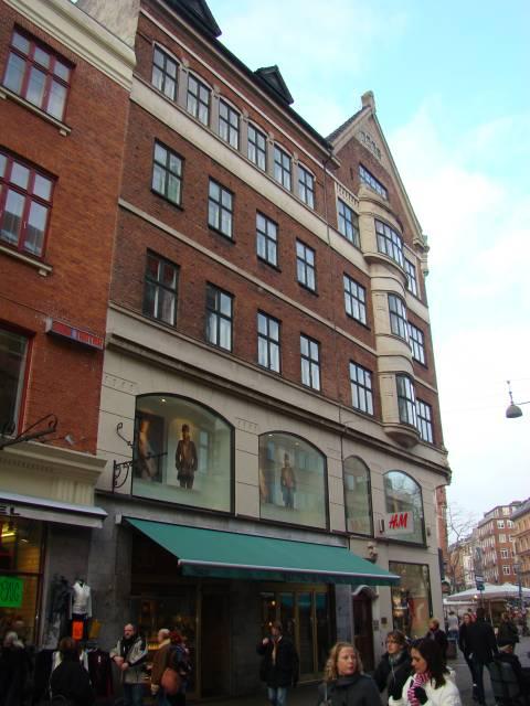 Kultorvet 1-3 - Købmagergade 67-69 - Peder Hvitfeldts Stræde 14 - 4