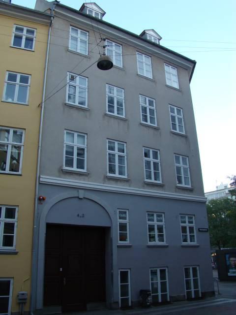 Kultorvet 11-13-13a-c - Rosengården 2 - 4