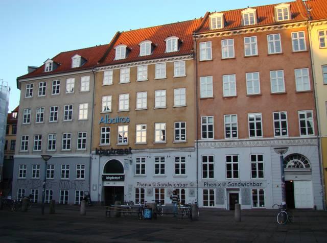 Kultorvet 11-13-13a-c - Rosengården 2 - 6