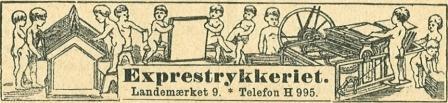 Landemærket 9-9a-b - 4 - Annonce fra Illustreret Tidende nr.1, 6.oktober 1907