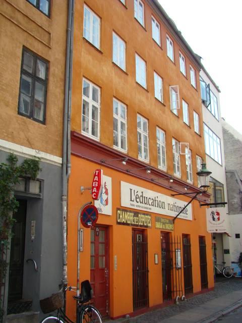Larsbjørnsstræde 12 - 1