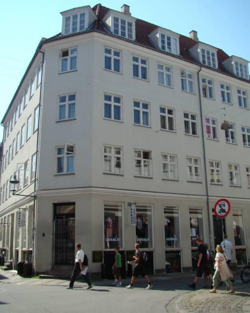 Larsbjørnsstræde 15 - Studiestræde 25a-b - 1
