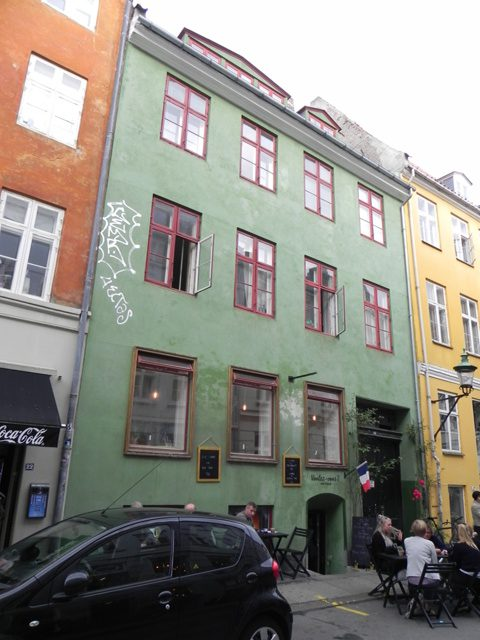 Larsbjørnsstræde 20-20a-b-Studiestræde 18 - 1
