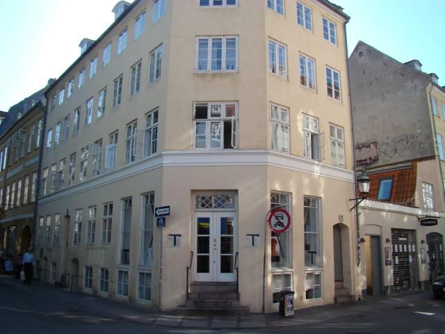 Larsbjørnsstræde 26 - Sankt Peders Stræde 29-29b-31 - 1