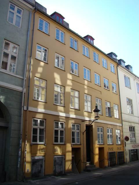 Larsbjørnsstræde 6 - 1