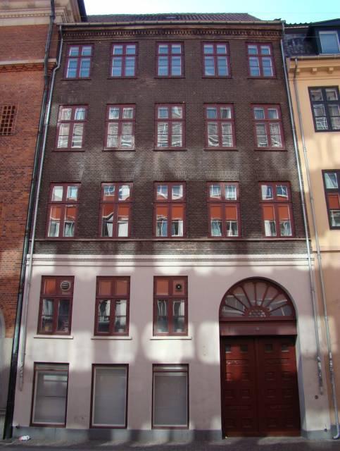 Larslejsstræde 4-6 - Nørre Voldgade 38 - Nørregade 21-29 - Sankt Petri Passage 1 - 34