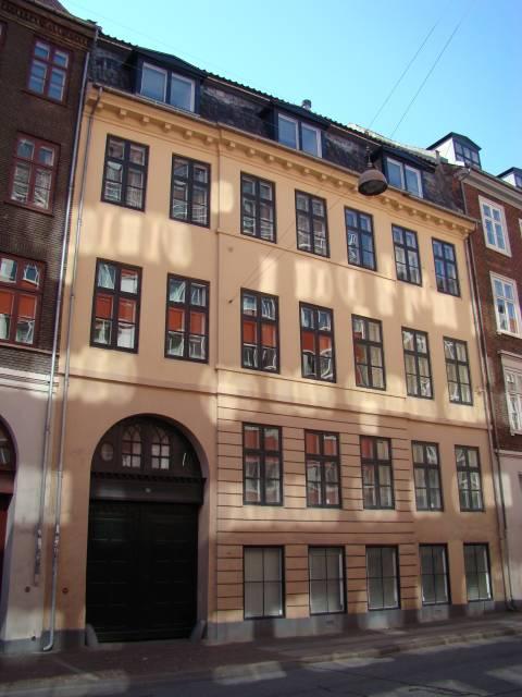 Larslejsstræde 4-6 - Nørre Voldgade 38 - Nørregade 21-29 - Sankt Petri Passage 1 - 35