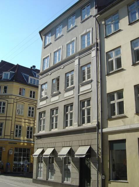 Lavendelstræde 12 - Mikkel Bryggers Gade 11 - 2