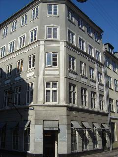 Lavendelstræde 12 - Mikkel Bryggers Gade 11 - lille - tv