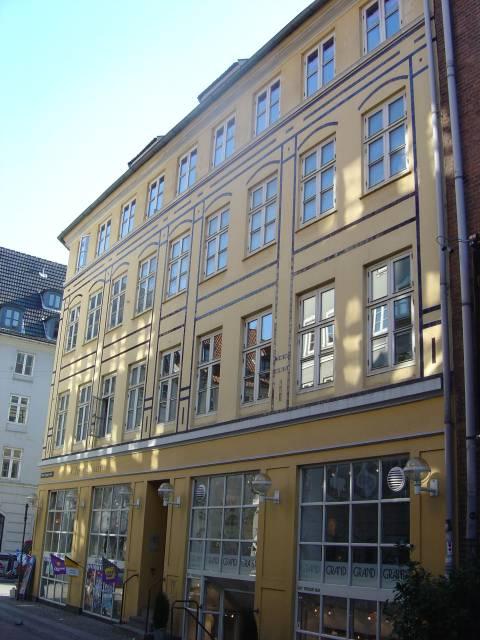 Lavendelstræde 14 - Mikkel Bryggers Gade 10 - 2