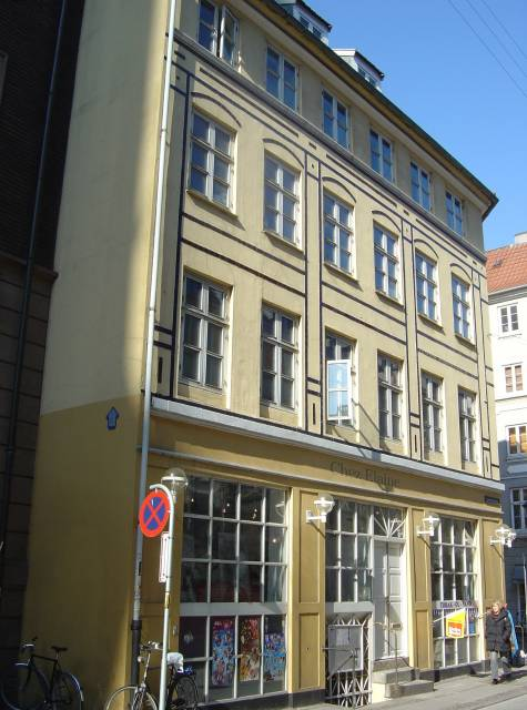 Lavendelstræde 14 - Mikkel Bryggers Gade 10 - 4