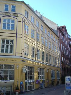 Lavendelstræde 14 - Mikkel Bryggers Gade 10 - lille - tv