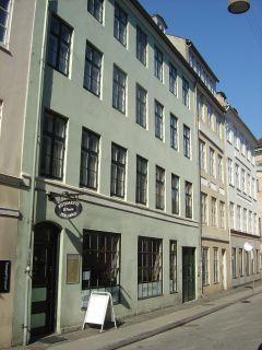 Lavendelstræde 4-6 - lille - tv