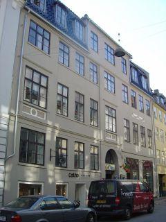 Lavendelstræde 5-7 - lille - tv