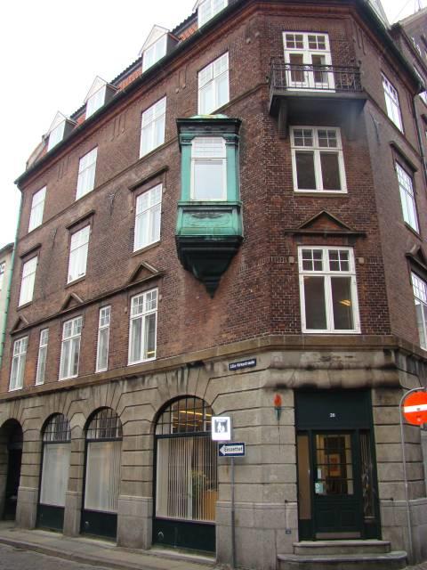 Lille Kirkestræde 2 - Nikolaj Plads 26 - Store Kirkestræde 1 - 2