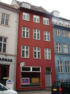 Lille Kongensgade 14 - lille - tv