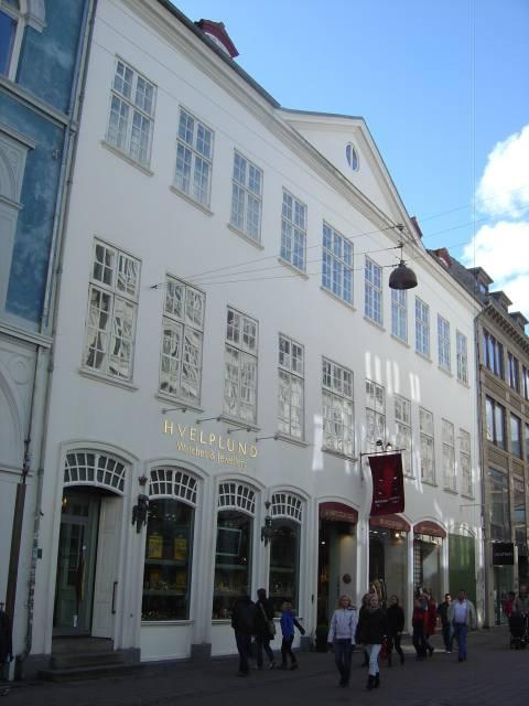 Lille Kongensgade 16-16c - Østergade 15 - 2