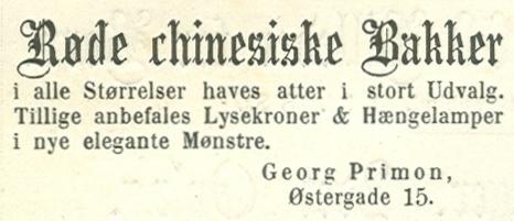 Lille Kongensgade 16-16c - Østergade 15 - 8 - annonce fra Illustreret Tidende