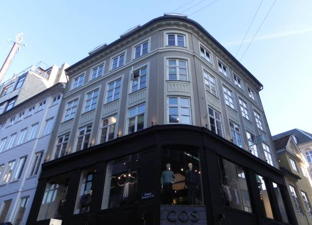 Lille Kongensgade 34 - Østergade 33-35 - Nikolaj Plads 3 - 12