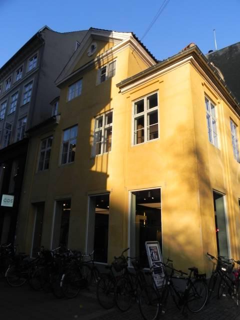 Lille Kongensgade 34 - Østergade 33-35 - Nikolaj Plads 3 - 4