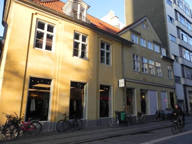 Lille Kongensgade 34 - Østergade 33-35 - Nikolaj Plads 3 - 5