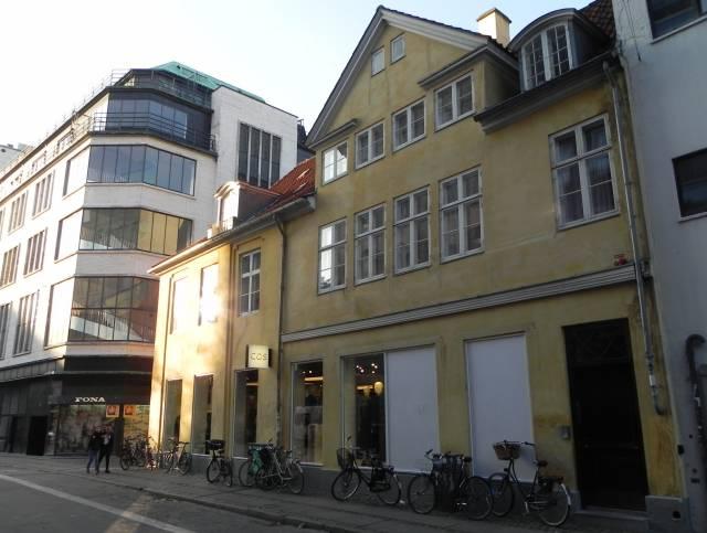 Lille Kongensgade 34 - Østergade 33-35 - Nikolaj Plads 3 - 7