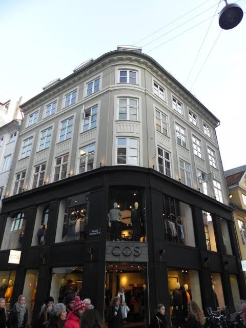 Lille Kongensgade 34 - Østergade 33-35 - Nikolaj Plads 3 - 8