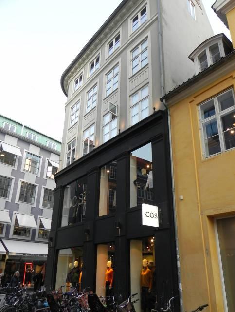 Lille Kongensgade 34 - Østergade 33-35 - Nikolaj Plads 3 - 9