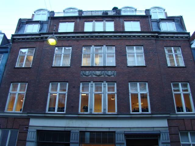 Lille Kongensgade 8-10 - Østergade 7-9 - 2