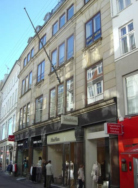 Lille Kongensgade 8-10 - Østergade 7-9 - 9