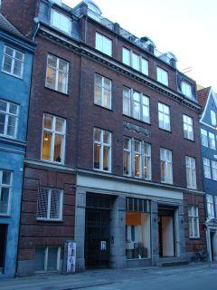 Lille Kongensgade 8-10 - Østergade 7-9 - lille - tv