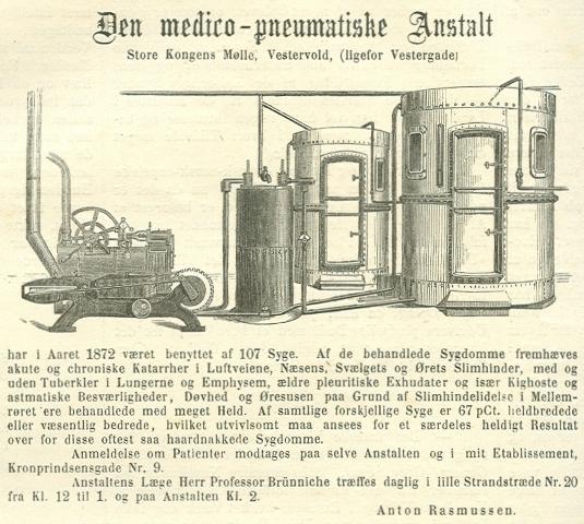 Lille Strandstræde 20-20a-c - 4 - Annonce fra Illustreret Tidende nr.713, 25.maj 1873