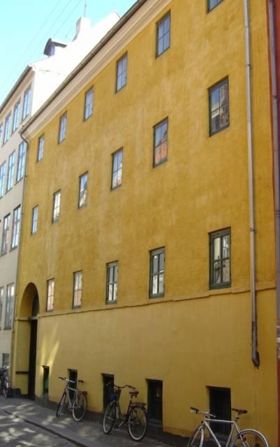 Magstræde 11 - Nybrogade 24-24a - 2