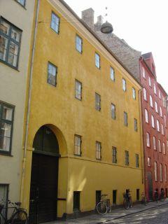 Magstræde 11 - Nybrogade 24-24a - lille - tv
